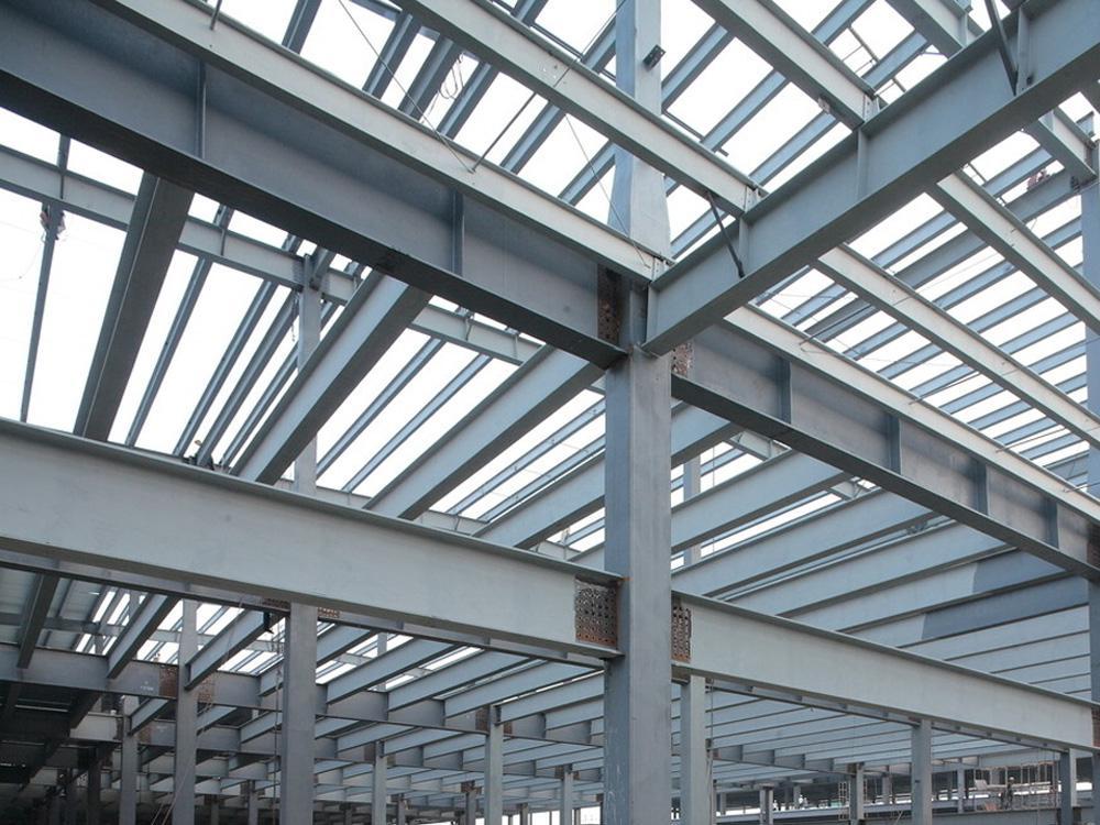 钢结构搭建