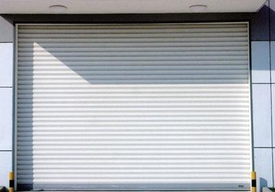 不锈钢抗风卷帘门