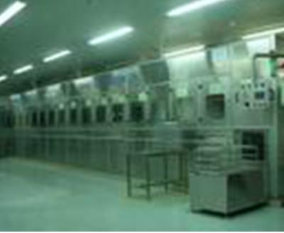 电子、半导体行业清洗机