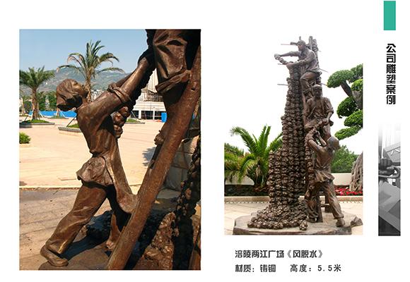 重庆雕塑艺术在城市园林景观中的作用