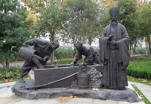重庆清明人物雕塑定做
