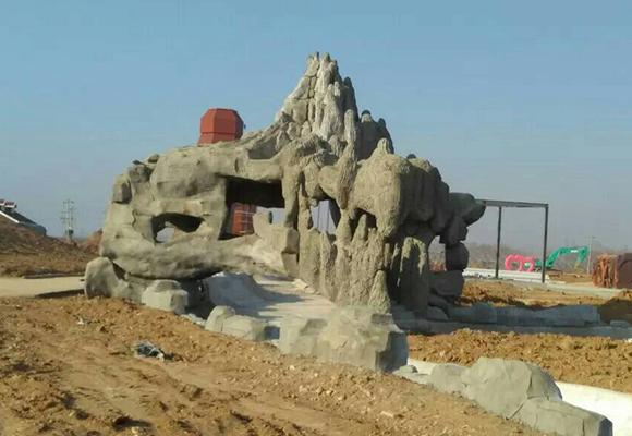 重庆水泥雕塑
