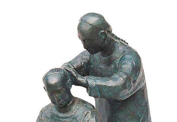铸铜雕塑定做
