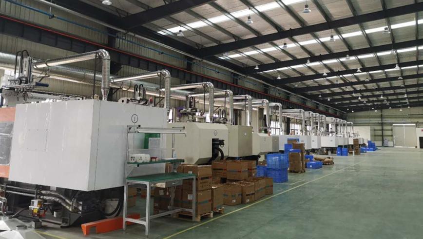 重庆某厂购买涂装流水生产线
