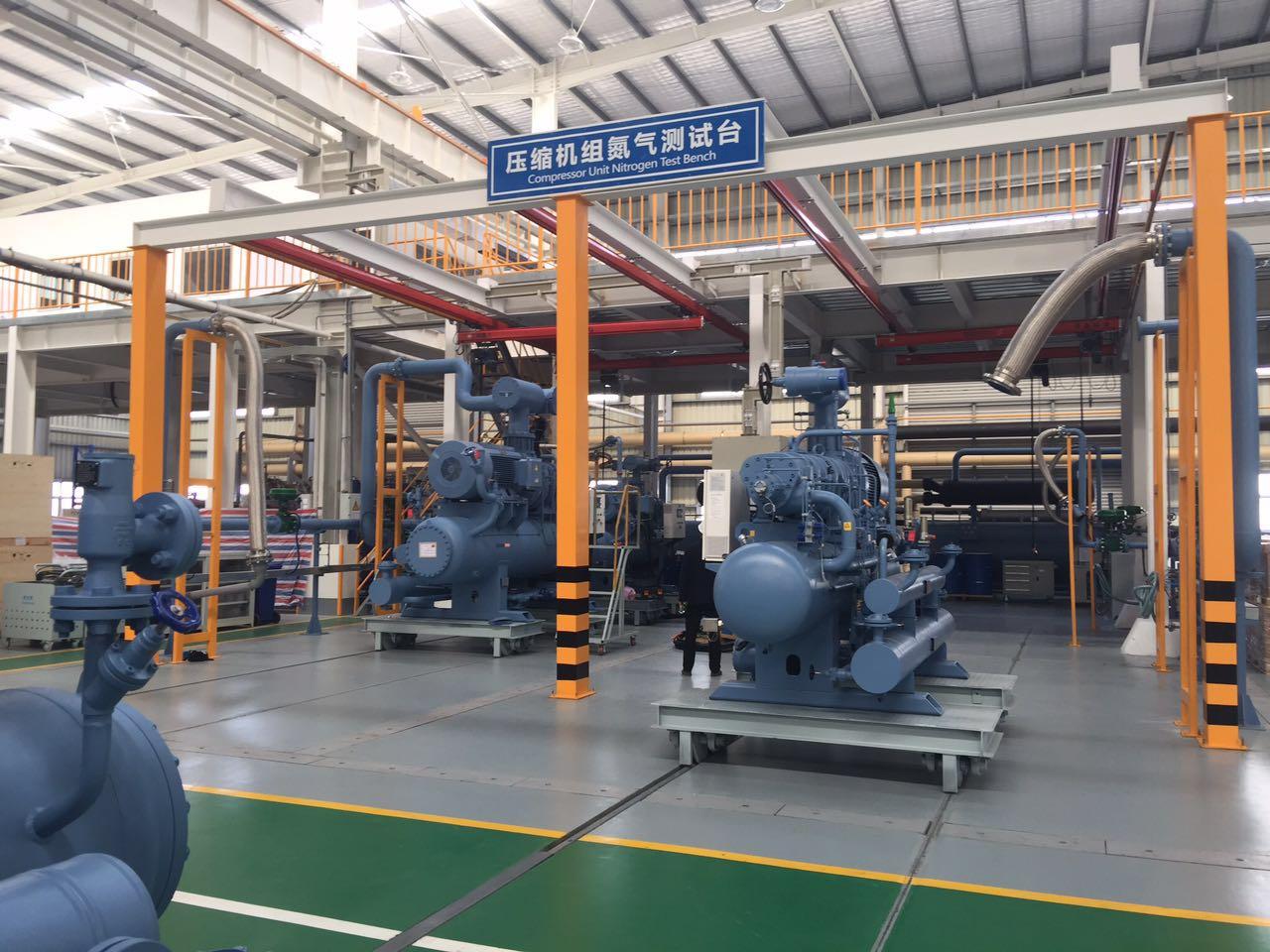 机组生产厂区图2
