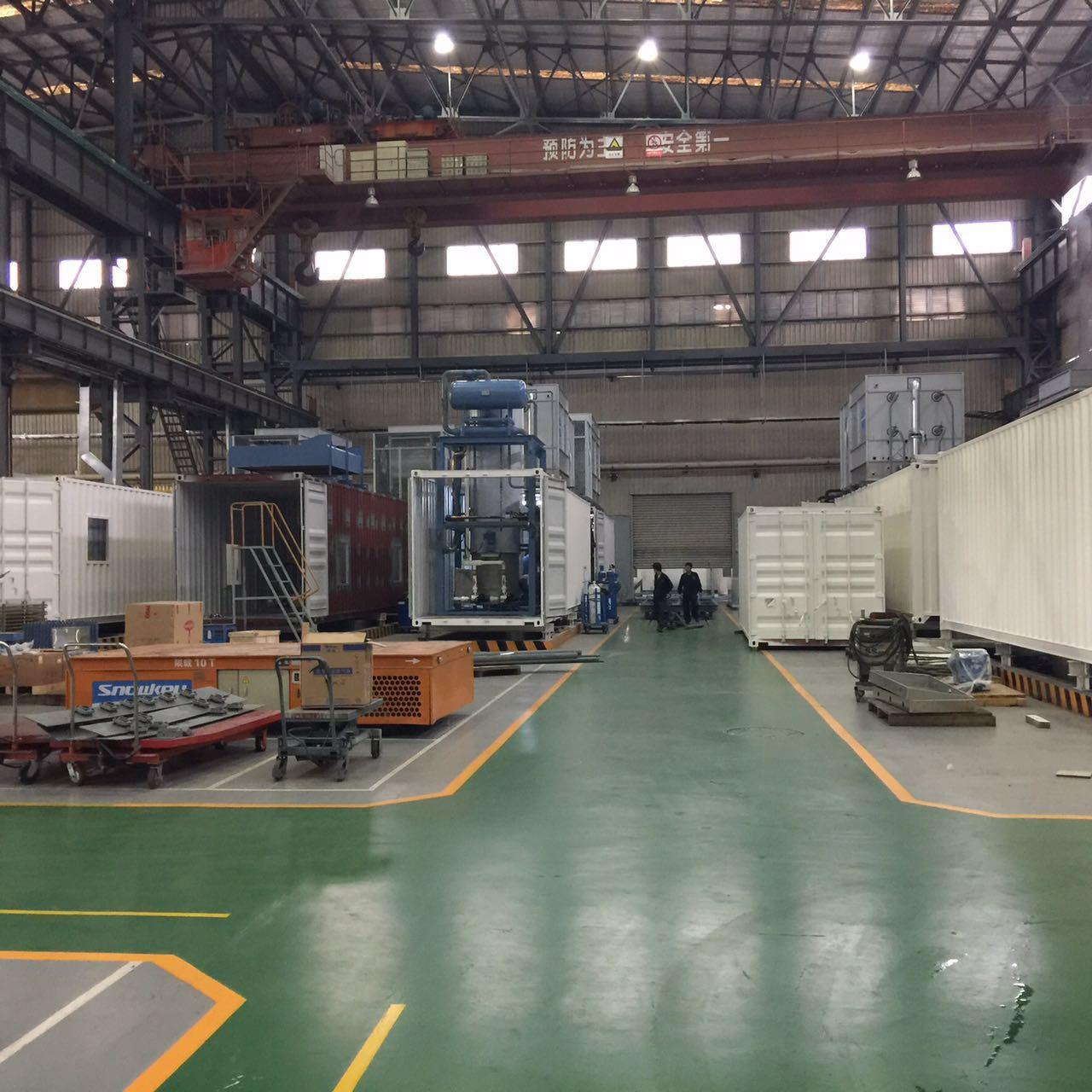 机组生产厂区图6
