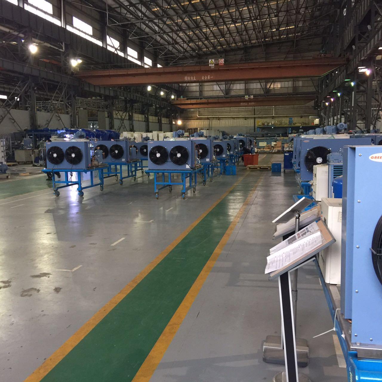 机组生产厂区图8