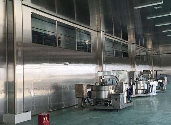 桐盛食品厂房