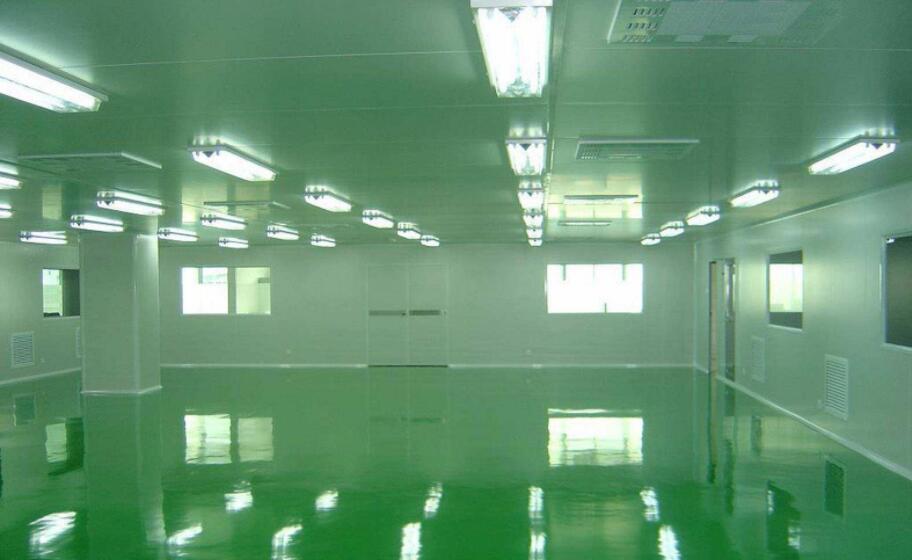 电子厂净化装修
