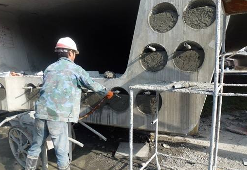 压浆料用于桥梁工程预应力混凝土小面积空洞修复