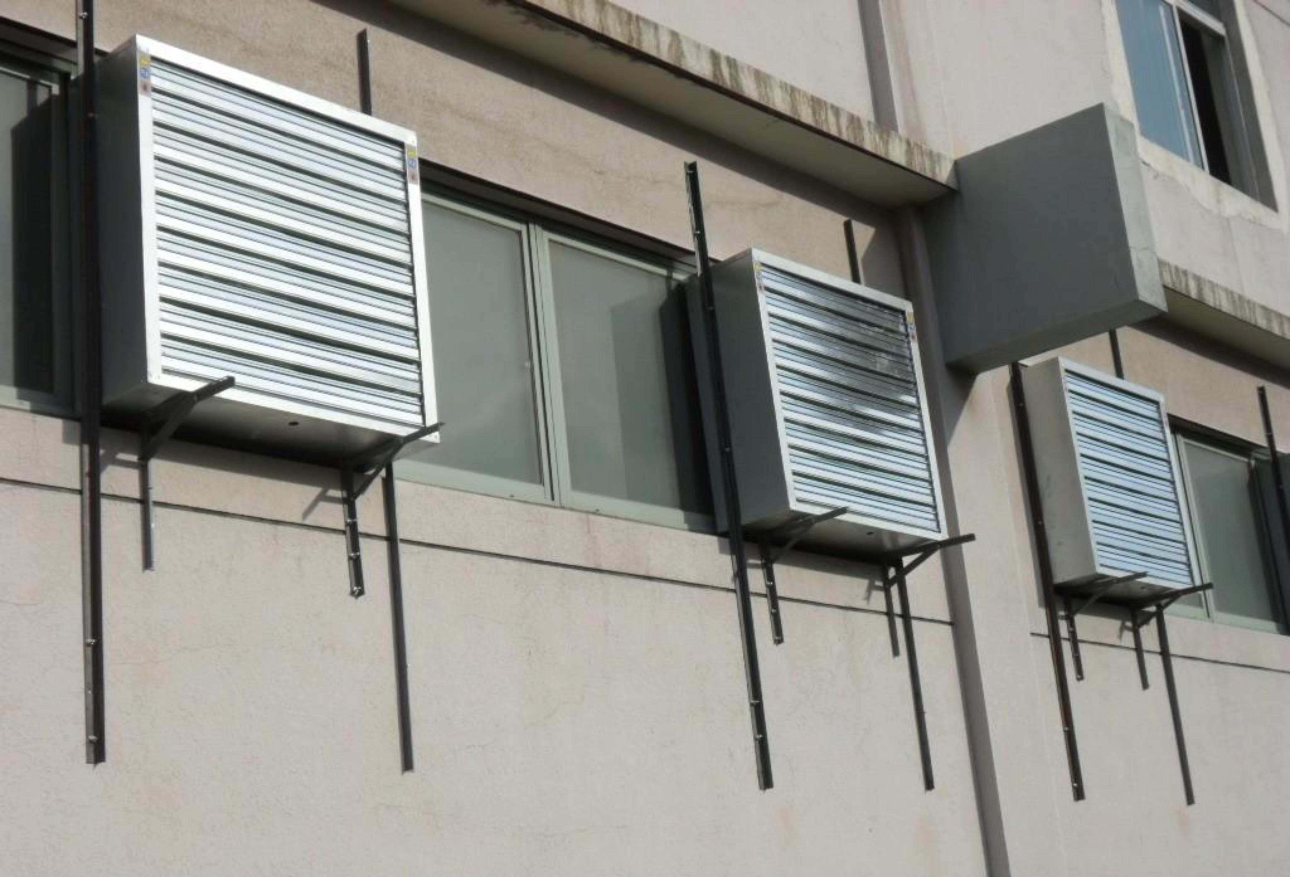厂家分析负压风机清洗方法与技巧