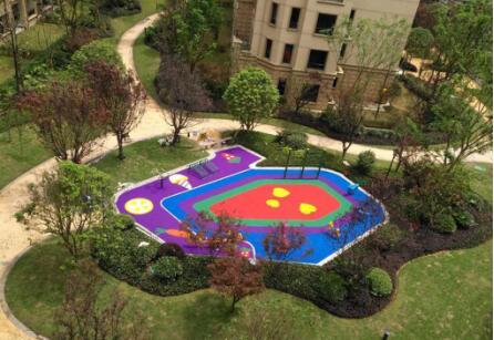 南川世界城儿童乐园完工