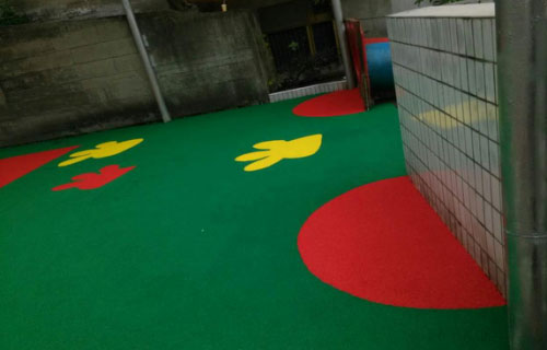 新村实验小学幼儿园EPDM塑胶场地