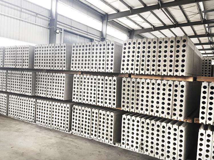 蒸压钢筋陶粒轻质隔墙板工厂