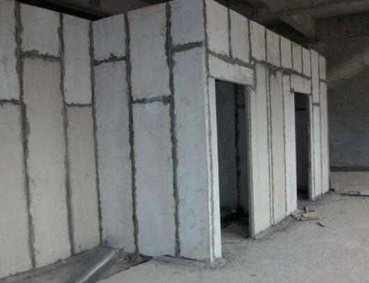 輕質磚隔墻室內施工有什么困難?
