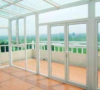 重庆铝合金门窗的分类和优势