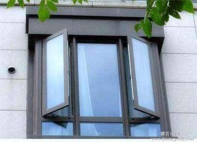铝合金门窗安装的施工工艺