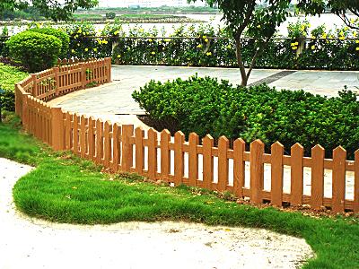 重庆ZS-Z-3仿木栅栏
