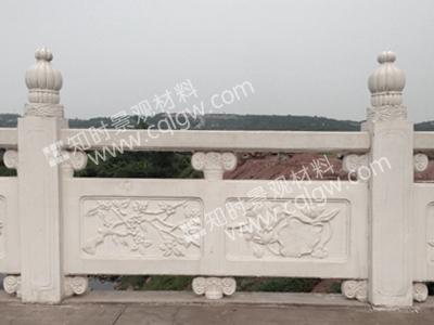 铸造石栏杆系列