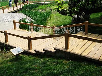 仿木栏杆设计