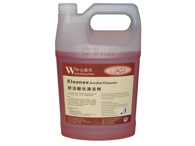 舒洁酸化清洁剂