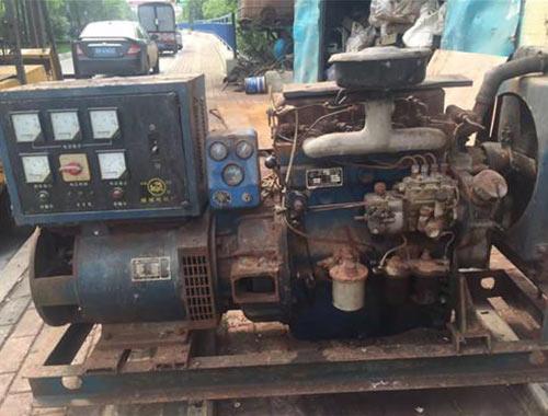 重庆废旧发电机回收