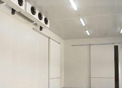 贵州某食品厂冷库安装案例