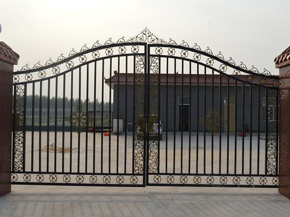 別墅鐵藝大門