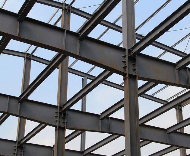 重慶鋼結構工程搭建