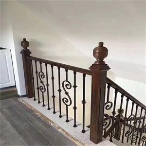 环保拼装铁艺栏杆的优势体现在以下几个方面