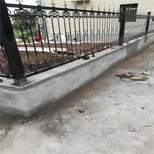 重慶鐵藝圍欄