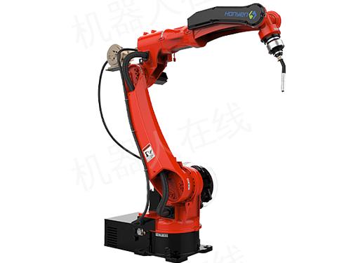欢颜焊接机器人