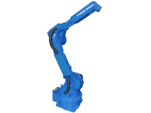 安川打磨机器人