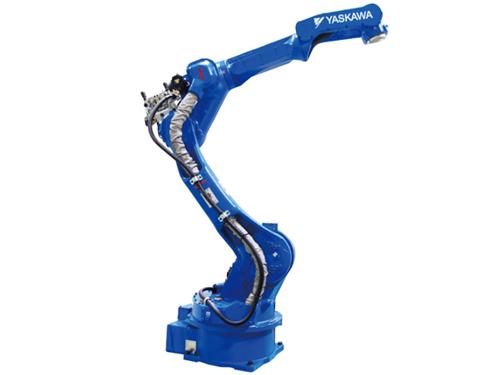 安川激光机器人