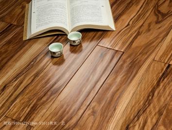 木地板的划痕要如何进行处理