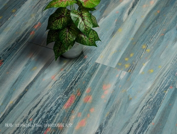 艺术实木地板-DF6023海阔天空
