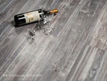 藝術實木地板-DF6024冷橡007-1