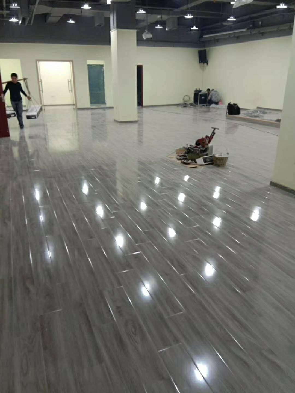 重庆市证券公司木地板安装