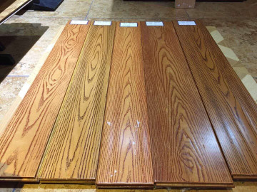 厨房浴室铺装木地板是怎样的体验