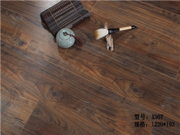 多层实木复合地板-D2011秋水一色