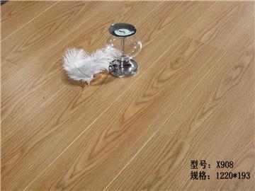 多层实木复合地板-D2008木色瑰丽