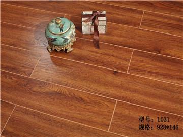 多层实木复合地板-D2007-1梦圆古典-红