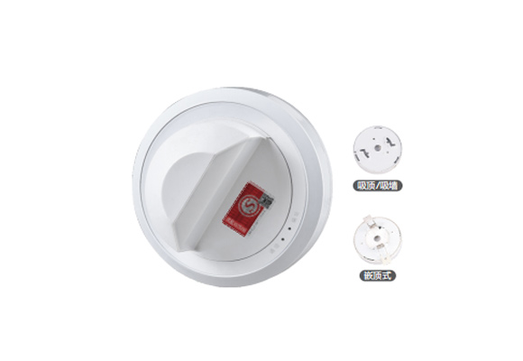 侧发光可调型集控集电照明灯