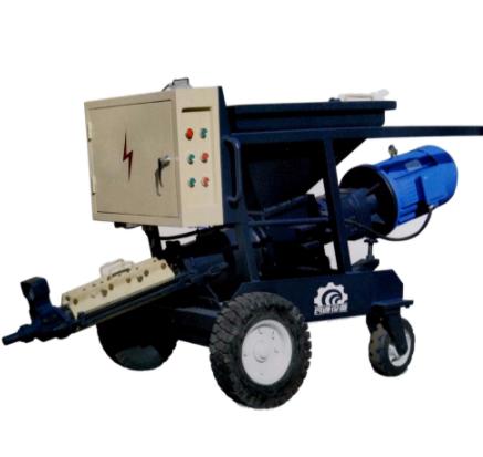 GZ-5型螺杆注浆泵
