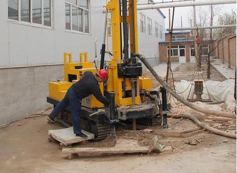 水井钻机使用时常见故障及排除…
