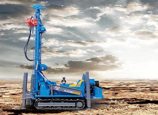 工程用水井钻机日常保养措施