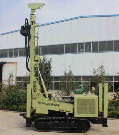 水井钻机冷却系统的作用和组成部分