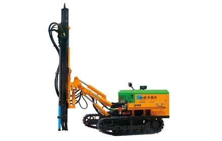 打井机设备在施工时候的特性