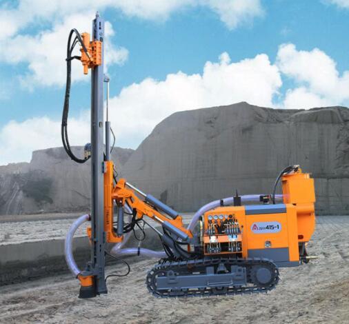 钻井机怎样保持设备的性能