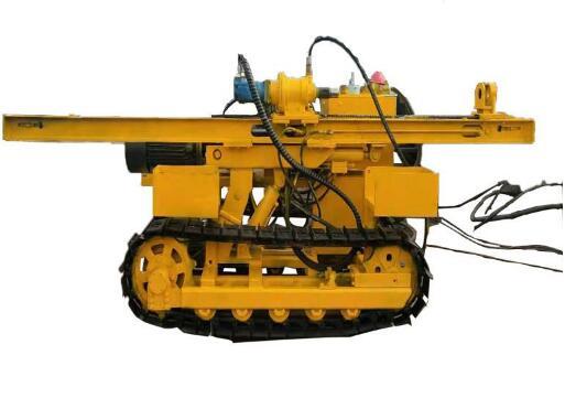 煤矿用履带液压钻机启动之前得检查事项